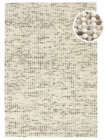 Big Drop - グレー/ベージュ Mix 絨毯 160X230 モダン 手織り 薄い灰色/ベージュ/暗めのベージュ色の (ウール, インド)