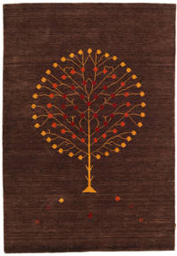 Loribaf ルーム Designer - 茶 絨毯 160X230 モダン (ウール, インド)