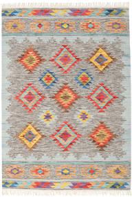 Spring キリム 絨毯 160X230 モダン 手織り 薄い灰色/ベージュ (ウール, インド)
