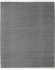 Diamond ウール - 黒 絨毯 240X300 モダン 手織り 濃いグレー/薄い灰色 (ウール, インド)