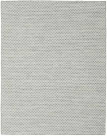 キリム Honey Comb - グレー 絨毯 190X240 モダン 手織り 薄い灰色/ターコイズブルー (ウール, インド)