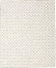 キリム Long Stitch - ベージュ 絨毯 240X300 モダン 手織り 暗めのベージュ色の/ベージュ (ウール, インド)