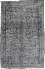 カラード ヴィンテージ 絨毯 170X263 モダン 手織り 濃いグレー/青 (ウール, パキスタン)