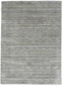 Loribaf ルーム Beta - グレー 絨毯 140X200 モダン 濃いグレー/薄い灰色 (ウール, インド)