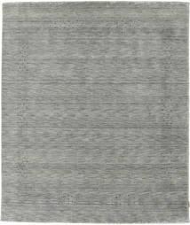 Loribaf ルーム Beta - グレー 絨毯 160X230 モダン 薄い灰色/ターコイズブルー (ウール, インド)