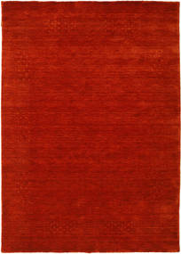 Loribaf ルーム Beta - 赤 絨毯 160X230 モダン 錆色 (ウール, インド)