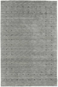Loribaf ルーム Delta - グレー 絨毯 190X290 モダン 薄い灰色/濃いグレー (ウール, インド)