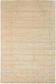 Loribaf ルーム Delta - ベージュ 絨毯 190X290 モダン ベージュ (ウール, インド)