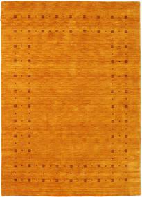Loribaf ルーム Delta - ゴールド 絨毯 160X230 モダン オレンジ/黄色 (ウール, インド)