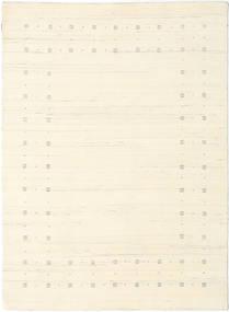 Loribaf ルーム Delta - ナチュラル 絨毯 160X230 モダン ベージュ/ホワイト/クリーム色 (ウール, インド)
