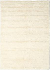 Stick Saggi - Off-白 絨毯 250X350 モダン 手織り ベージュ/ホワイト/クリーム色 大きな (ウール, インド)