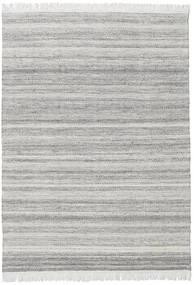 Diamond ウール - グレー 絨毯 240X300 モダン 手織り 薄い灰色 (ウール, インド)