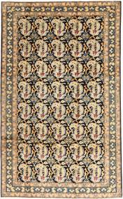ナジャファバード 絨毯 196X320 オリエンタル 手織り 暗めのベージュ色の/薄茶色 (ウール, ペルシャ/イラン)