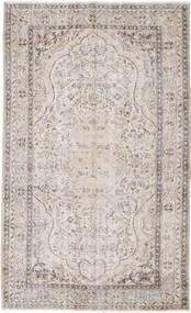 カラード ヴィンテージ 絨毯 172X288 モダン 手織り 薄い灰色/ホワイト/クリーム色 (ウール, トルコ)