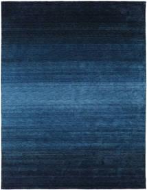 ギャッベ Rainbow - 青 絨毯 300X400 モダン 紺色の/青 大きな (ウール, インド)