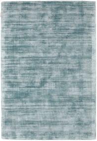 Tribeca - 青/グレー 絨毯 140X200 モダン 水色/ターコイズ ( インド)