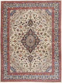 カシュマール パティナ 絨毯 298X407 オリエンタル 手織り 薄い灰色/深紅色の 大きな (ウール, ペルシャ/イラン)