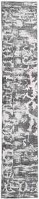 カラード ヴィンテージ - Persien/Iran 絨毯 65X383 モダン 手織り 廊下 カーペット 薄い灰色/ベージュ (ウール, ペルシャ/イラン)