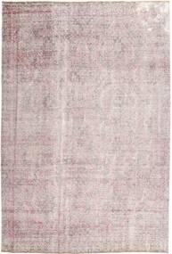 カラード ヴィンテージ 絨毯 240X347 モダン 手織り 薄紫色/ライトピンク (ウール, ペルシャ/イラン)