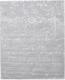 Orient Express - グレー 絨毯 240X300 モダン 手織り 薄い灰色 (ウール/バンブーシルク, インド)