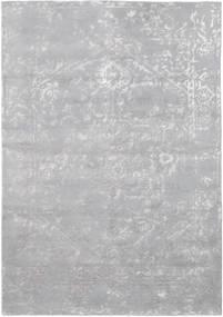Orient Express - グレー 絨毯 160X230 モダン 手織り 薄い灰色 (ウール/バンブーシルク, インド)