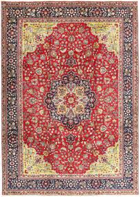 タブリーズ 絨毯 250X345 オリエンタル 手織り 錆色/濃いグレー 大きな (ウール, ペルシャ/イラン)