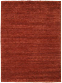 ハンドルーム Fringes - ディープラスト 絨毯 160X230 モダン 錆色/深紅色の (ウール, インド)
