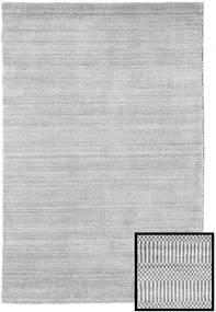 Bamboo Grass - グレー 絨毯 120X180 モダン 薄い灰色/ベージュ (ウール/バンブーシルク, トルコ)