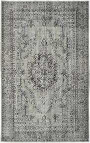 カラード ヴィンテージ 絨毯 182X299 モダン 手織り 薄い灰色/濃いグレー (ウール, トルコ)