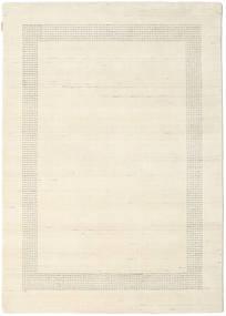 ハンドルーム Gabba - ナチュラル 絨毯 160X230 モダン ベージュ (ウール, インド)