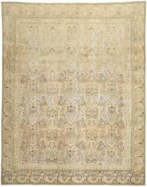 カラード ヴィンテージ 絨毯 280X358 モダン 手織り ベージュ/暗めのベージュ色の 大きな (ウール, ペルシャ/イラン)