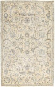 カラード ヴィンテージ 絨毯 174X274 モダン 手織り 薄い灰色/ベージュ (ウール, ペルシャ/イラン)