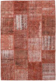 パッチワーク 絨毯 158X232 モダン 手織り 深紅色の (ウール, トルコ)