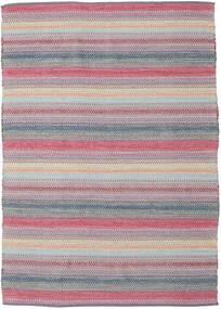 Wilma - ピンク 絨毯 170X240 モダン 手織り 薄い灰色/薄紫色 (綿, インド)