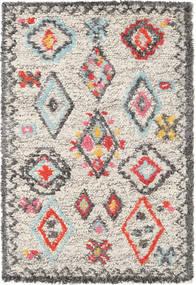 Fatima - Multi 絨毯 120X180 モダン 手織り 薄い灰色/ベージュ (ウール, インド)