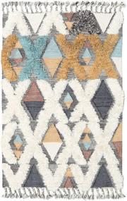 Xavier - Multi 絨毯 120X180 モダン 手織り 薄い灰色/ベージュ (ウール, インド)