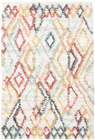 Naima - Multi 絨毯 120X180 モダン 手織り ベージュ/ホワイト/クリーム色 (ウール, インド)