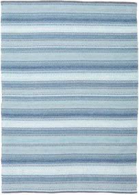 Wilma - 青 絨毯 170X240 モダン 手織り 水色 (綿, インド)
