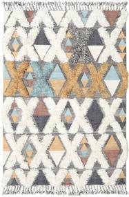 Xavier - Multi 絨毯 160X230 モダン 手織り ベージュ/薄い灰色 (ウール, インド)