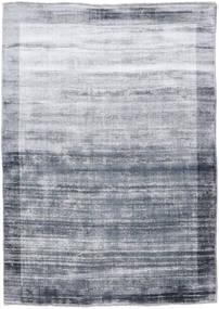 Highline Frame - チャコール 絨毯 140X200 モダン 薄い灰色/水色 ( インド)