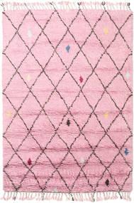 Alta - Magenta 絨毯 160X230 モダン 手織り ライトピンク (ウール, インド)