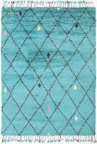 Alta - ターコイズ 絨毯 160X230 モダン 手織り 水色/ターコイズブルー (ウール, インド)