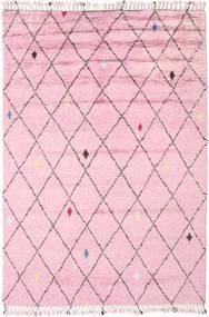 Alta - Magenta 絨毯 200X300 モダン 手織り ライトピンク (ウール, インド)