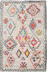 Fatima - Multi 絨毯 160X230 モダン 手織り 薄い灰色/ベージュ (ウール, インド)