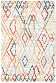 Naima - Multi 絨毯 160X230 モダン 手織り ベージュ/暗めのベージュ色の (ウール, インド)