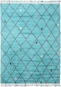 Alta - ターコイズ 絨毯 200X300 モダン 手織り 水色/ターコイズブルー (ウール, インド)