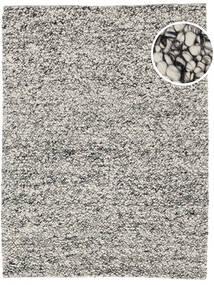 Bubbles - Melange グレー 絨毯 300X400 モダン 薄い灰色/ターコイズブルー 大きな (ウール, インド)