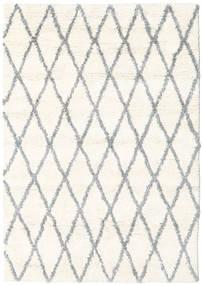 Queens - グレー - Comb. 絨毯 140X200 モダン ベージュ/黄色 (ウール, インド)