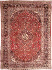 マシュハド 絨毯 285X390 オリエンタル 手織り 深紅色の/濃い茶色 大きな (ウール, ペルシャ/イラン)