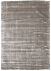 Broadway - ソフトグレー 絨毯 160X230 モダン 薄い灰色/濃いグレー ( インド)